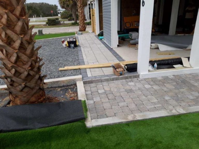 Get Right Enterprises | Hardscapes